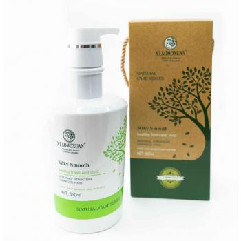 Маска для волос чайное дерево Xiaomoxuan Silky Smooth Treatment