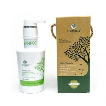 Шампунь для поврежденных волос Silky Smooth Shampoo